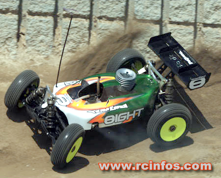 Copyright2004 Scale Auto Racing on Team Losi 8ight Buggy    Rc Cars    Voitures Rc    Rc Autos