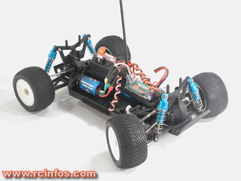 Copyright2004 Scale Auto Racing on Brushless 1 18 Monster Truck    Rc Cars    Voitures Rc    Rc Autos